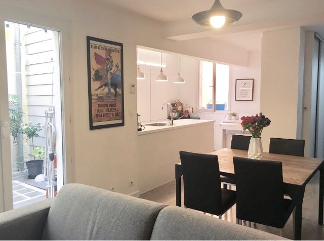 Vente appartement Bordeaux 530 000€ - Photo 2