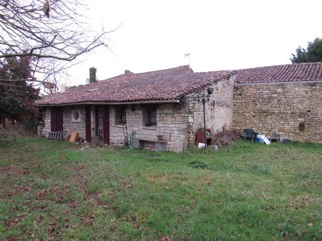 Vente maison / villa Saint-hilaire-de-villefranche 96000€ - Photo 1