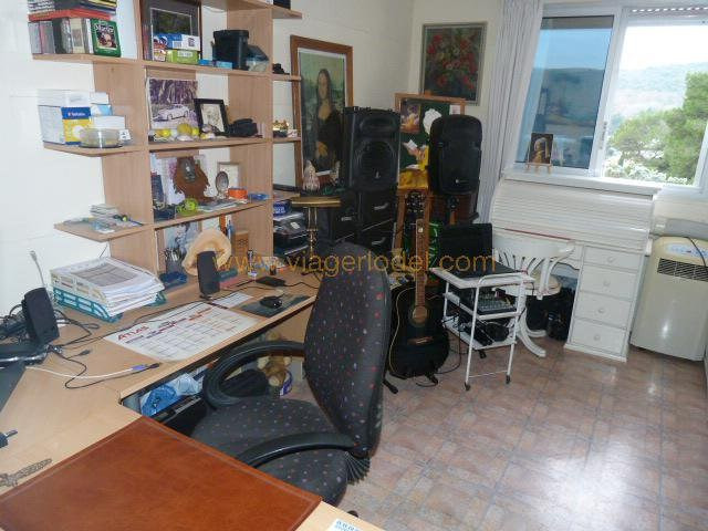 Vitalicio  apartamento Villeneuve-loubet 42200€ - Fotografía 3