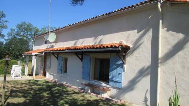 Vente maison / villa Asnières-la-giraud 137900€ - Photo 7