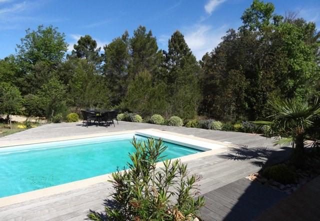 Vente maison / villa Sillans-la-cascade 349650€ - Photo 5