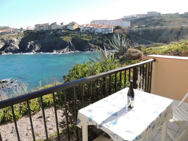 Vacation rental apartment Collioure 332€ - Picture 1