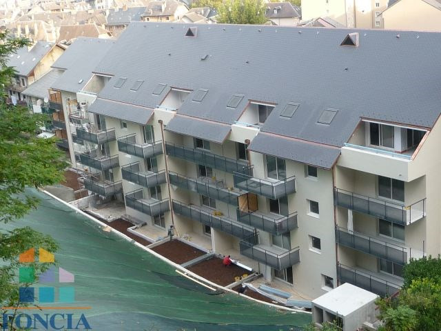 Verhuren  appartement Chambéry 500€ CC - Foto 2