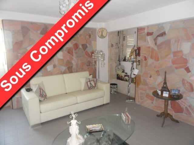 Vente appartement Le marin 83000€ - Photo 1