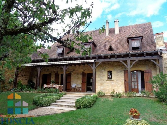 Vente maison / villa Beaumont-du-périgord 394 000€ - Photo 16