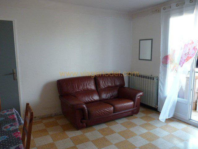 Life annuity apartment Marseille 8ème 68 000€ - Picture 3