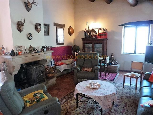Life annuity house / villa Saint-maime 140000€ - Picture 12