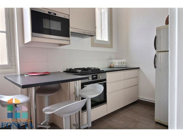Vente appartement Lyon 6ème 380000€ - Photo 4
