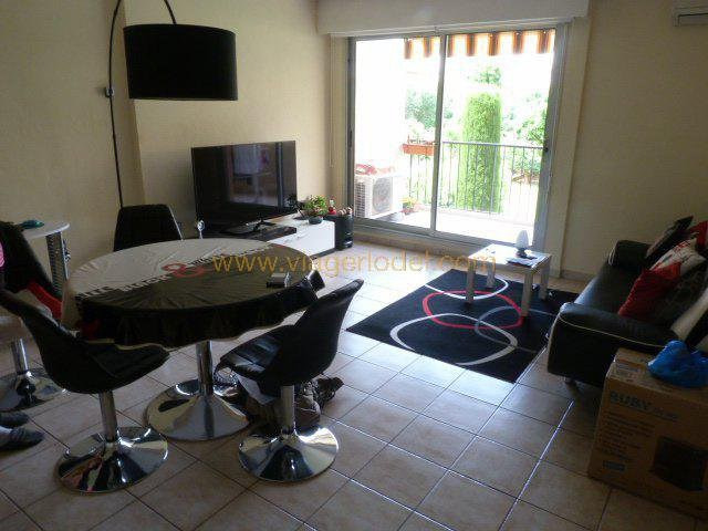 Life annuity apartment Saint-laurent-du-var 52 000€ - Picture 1