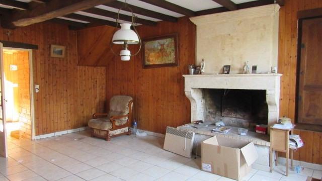 Vente maison / villa Asnières-la-giraud 96300€ - Photo 5