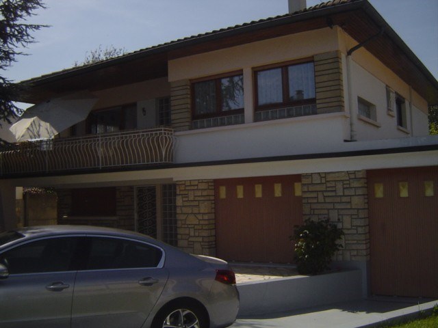 Sale house / villa Les pavillons sous bois 515000€ - Picture 1