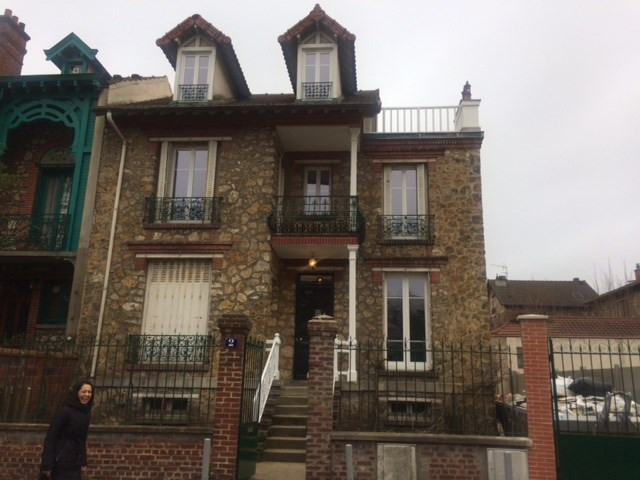 Location maison / villa Épinay sur seine 1 650€ CC - Photo 1