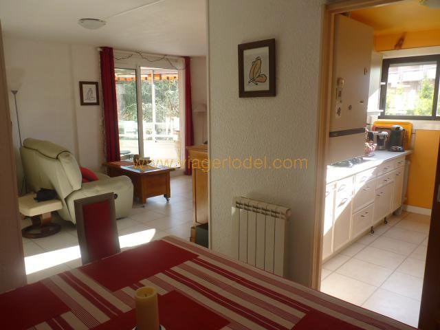 Life annuity apartment Fréjus 165 000€ - Picture 6