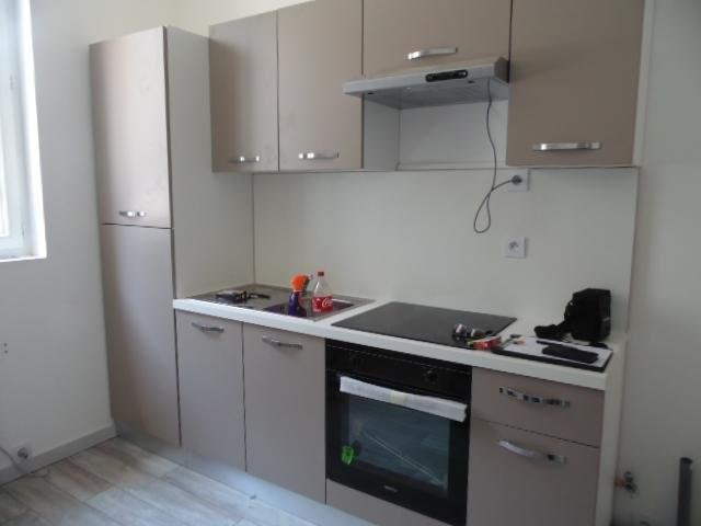 Rental apartment Grenoble 505€ CC - Picture 1