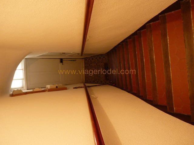 Vendita nell' vitalizio di vita casa La roquebrussanne 64400€ - Fotografia 8