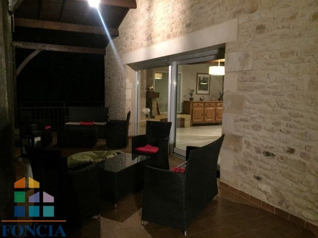 Vente maison / villa Saint-chamassy 388 000€ - Photo 9