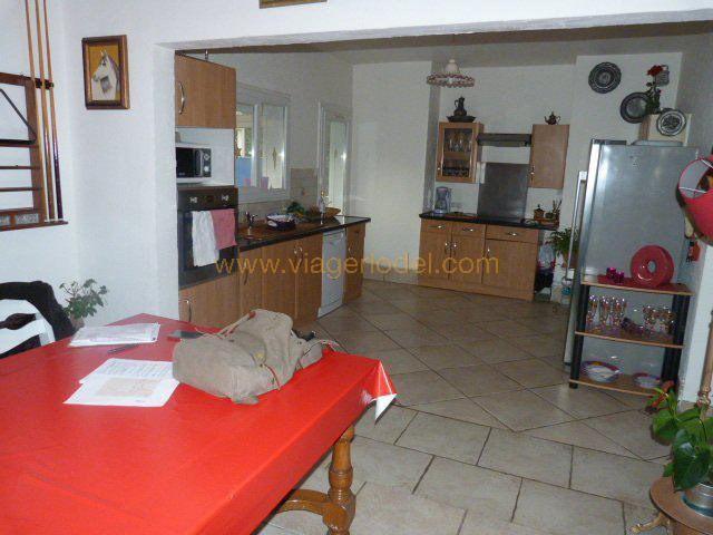 Vendita nell' vitalizio di vita casa Roquefort-les-pins 380000€ - Fotografia 17