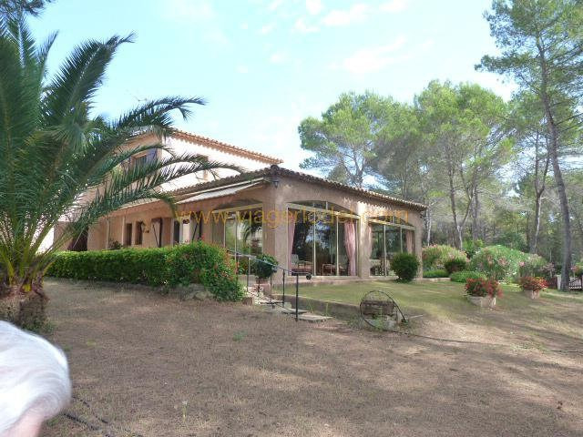 Viager maison / villa Valbonne 160 000€ - Photo 1