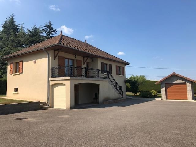 Verkoop  huis Bourgoin jallieu 270000€ - Foto 1