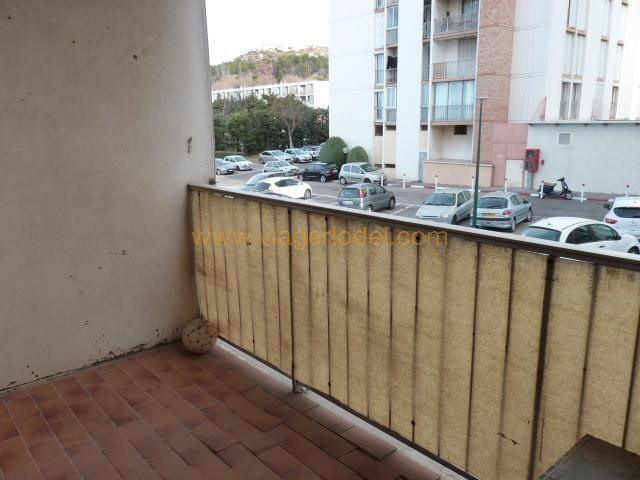 Vendita nell' vitalizio di vita appartamento Marseille 14ème 36000€ - Fotografia 2