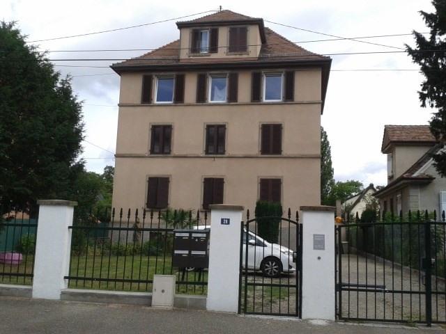 Location appartement Strasbourg 830€ CC - Photo 1