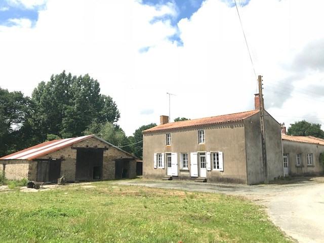Vente maison / villa Sainte flaive des loups 163250€ - Photo 1