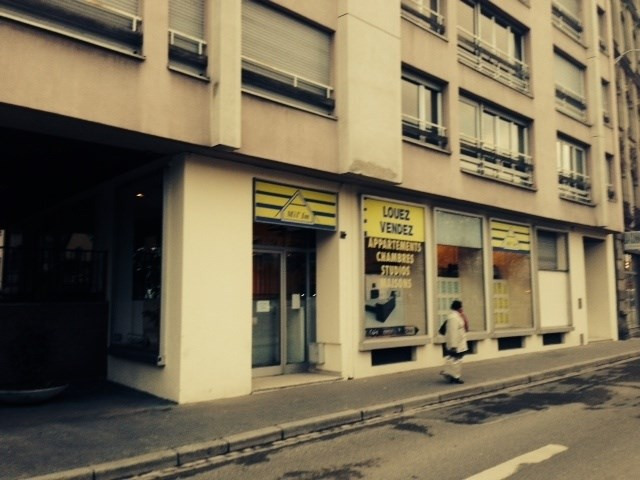 Location local commercial Strasbourg 1800€ CC - Photo 1