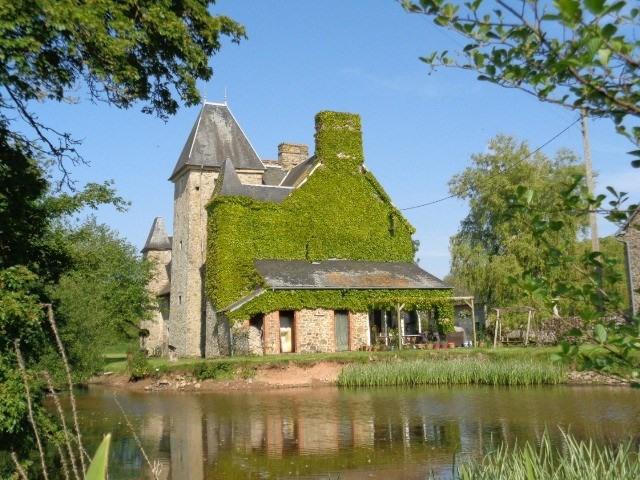 Immobile residenziali di prestigio castello Pont hebert 892500€ - Fotografia 2
