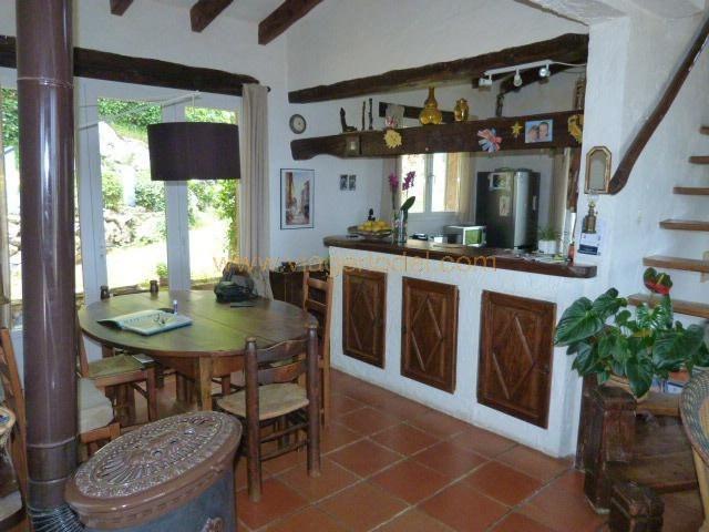 Vendita nell' vitalizio di vita casa Gattières 515000€ - Fotografia 11