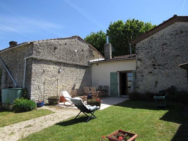 Vente maison / villa Saint-hilaire-de-villefranche 127800€ - Photo 3