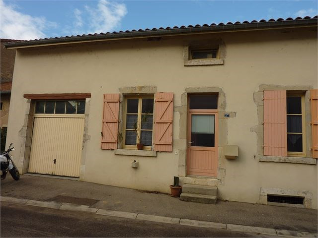 Rental house / villa Avrainville 750€ CC - Picture 1