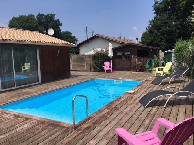 Vente maison / villa Gujan mestras 380 000€ - Photo 1