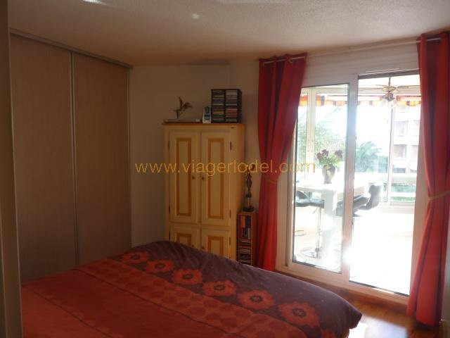 Lijfrente  appartement Fréjus 165000€ - Foto 5
