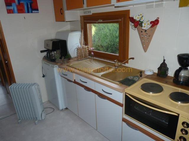 Vendita nell' vitalizio di vita casa Valbonne 110000€ - Fotografia 8