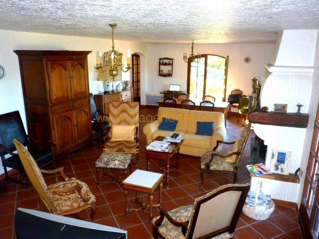 Lijfrente  huis Les adrets-de-l'estérel 275000€ - Foto 5