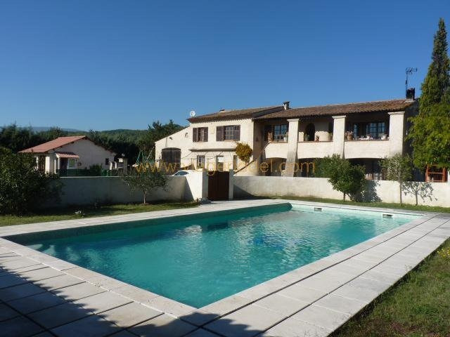 Life annuity house / villa Callian 340 000€ - Picture 1