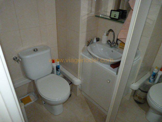 Vendita nell' vitalizio di vita appartamento Golfe-juan 35000€ - Fotografia 15