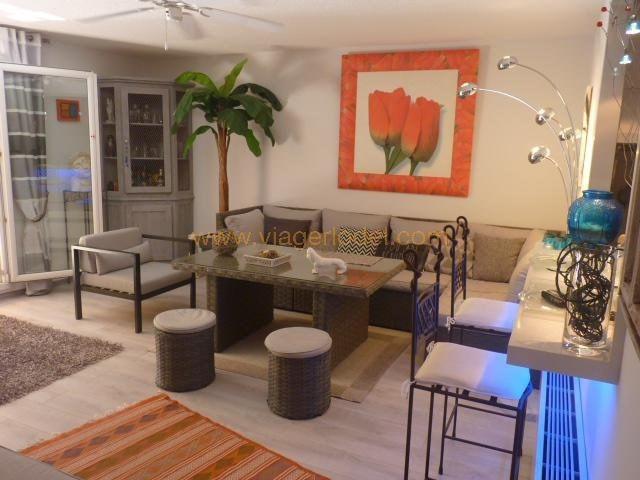 Vendita nell' vitalizio di vita appartamento Fréjus 43000€ - Fotografia 3