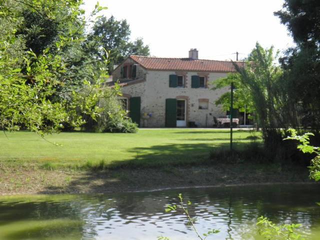 Sale house / villa Geneston 249500€ - Picture 1