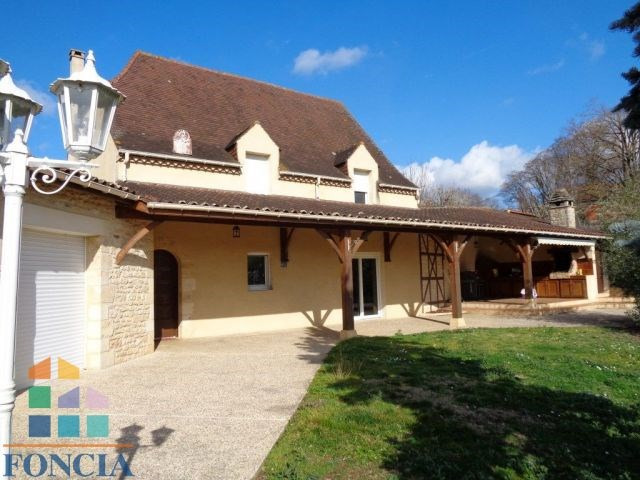 Vente maison / villa Saint-chamassy 388 000€ - Photo 2