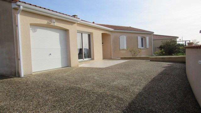 Vente maison / villa Saint-jean-d'angély 249100€ - Photo 1