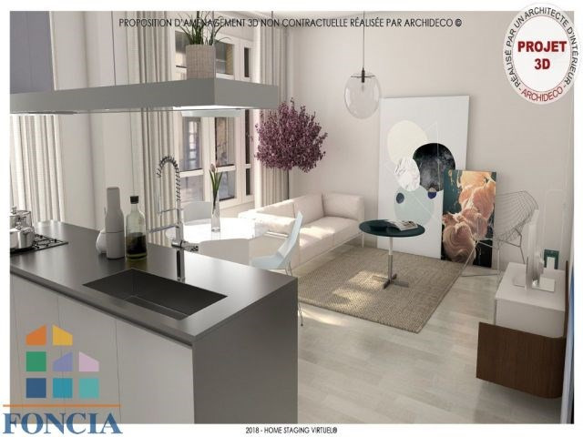 Vente appartement Suresnes 315 000€ - Photo 6
