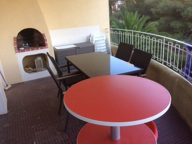 Location vacances appartement Cavalaire 500€ - Photo 11