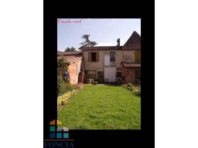 Vente maison / villa Mouleydier 26 000€ - Photo 1