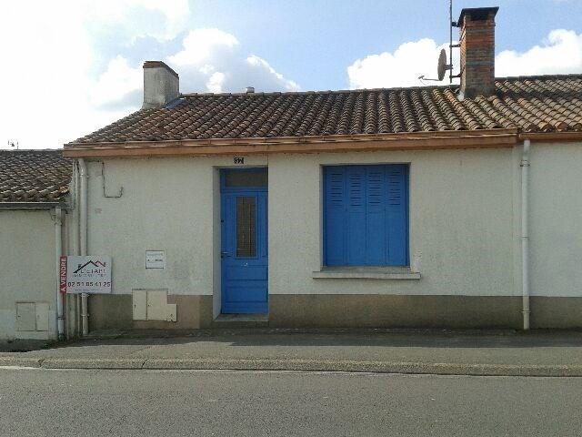 Vente maison / villa Beaulieu sous la roche 68500€ - Photo 1