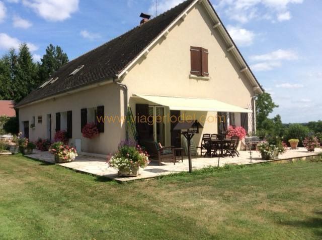 Viager maison / villa La chapelle montlinard 68000€ - Photo 1
