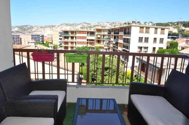 Rental apartment Marseille 16ème 1028€ CC - Picture 7