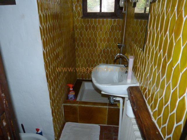 Vendita nell' vitalizio di vita casa Gattières 515000€ - Fotografia 14