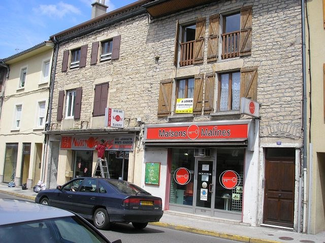 Rental apartment Bourgoin jallieu 405€ CC - Picture 2