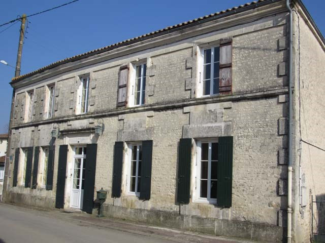 Vente maison / villa Fontenet 159000€ - Photo 1